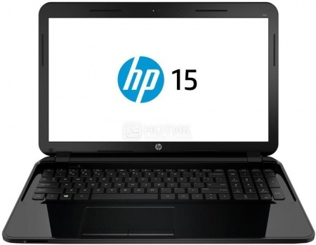 Ноутбук HP 15-ac003ur (15.6 LED/ Pentium Dual Core 3825U 1900MHz/ 2048Mb/ HDD 500Gb/ Intel HD Graphics 64Mb) MS Windows 8.1 (64-bit) [N0J80EA]