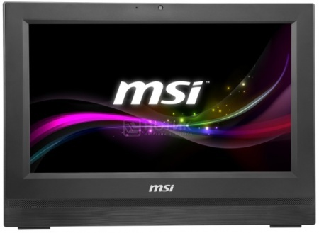 Моноблок MSI Wind Top AP190-025XRU (18.5 LED/ Celeron Dual Core 1037U 1800MHz/ 4096Mb/ HDD 500Gb/ Intel HD Graphics 64Mb) Без ОС [9S6-A95311-025]