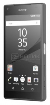 Защищенные смартфоны Sony Xperia Z5 Compact Black (Android 5.1/MSM8994 2000MHz/4.6