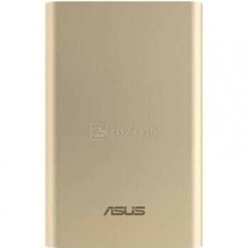 Аккумулятор Asus ZenPower ABTU005, 10050 мАч, Золотистый 90AC00P0-BBT003