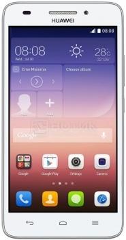 "Смартфон Huawei Ascend G620S LTE White (Android 4.4/MSM8916 1200MHz/5.0"" (720x1280)/2048Mb/8Gb/4G LTE 3G (EDGE, HSDPA, HSPA+)) [G620S-L01 White] от Нотик"