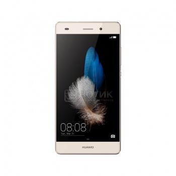"""Смартфон Huawei P8 Lite Gold (Android 5.0/Kirin 620 1200MHz/5.0"""" (1280x720)/2048Mb/16Gb/4G LTE 3G (EDGE, HSDPA, HSPA+)) [ALE-L21 Gold] от Нотик"""