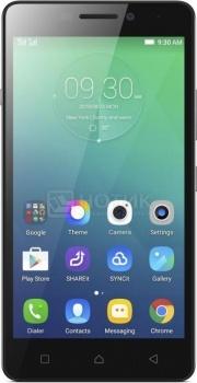 "Смартфон Lenovo Vibe P1m Black (Android 5.1/MT6735P 1000MHz/5.0"" 1280x720/2048Mb/16Gb/4G LTE ) [PA1G0002RU] от Нотик"