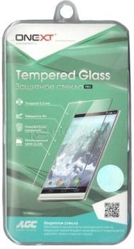 Защитное стекло ONEXT для Asus Zenfone 2 Selfie ZD551KL 40983 пленка защитная для смартфонов onext для asus zenfone 2 ze500cl защитное стекло 40944