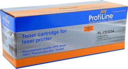 Картридж ProfiLine PL-CE323A для HP LaserJet CP1525N/1525NW CM1415/1415FNW 1300 стр, Пурпурный