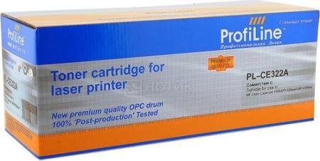 Картридж ProfiLine PL-CE322A для HP LaserJet CP1525N/1525NW CM1415/1415FNW 1300 стр, Желтый