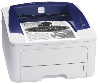 Принтер лазерный монохромный Xerox Phaser 3250DN, A4, 28стр/мин, 32Мб, USB, LAN, Белый 3250V_DN от Нотик