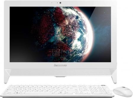 Моноблок Lenovo IdeaCentre C20-30 (19.5 LED/ Celeron Dual Core 3205U 1500MHz/ 4096Mb/ HDD 500Gb/ Intel HD Graphics 64Mb) Free DOS [F0B2008YRK]