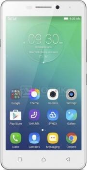 Смартфон Lenovo Vibe P1m White (Android 5.1/MT6735P 1000MHz/5.0 (1280x720)/2048Mb/16Gb/4G LTE 3G (EDGE, HSDPA, HSPA+)) [PA1G0001RU]