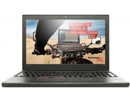 Ноутбук Lenovo ThinkPad T550 (15.6 LED/ Core i5 5200U 2200MHz/ 8192Mb/ HDD 1000Gb/ NVIDIA GeForce GT 940M 1024Mb) MS Windows 7 Professional (64-bit) [20CK001VRT]