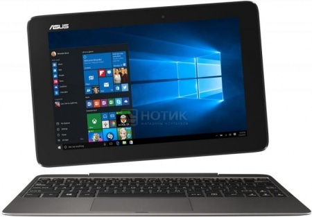 Планшет Asus Transformer Book T100HA (MS Windows 10 Home (64-bit)/Z8500 1440MHz/10.1
