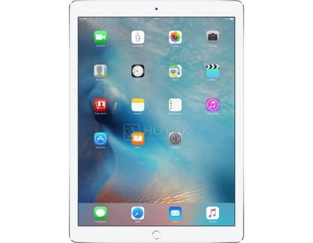 Планшет Apple iPad Pro 128Gb Wi-Fi + Cellular Silver (iOS 9/A9X 2260MHz/12.9