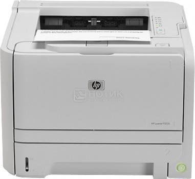 Принтер лазерный монохромный HP LaserJet P2035, A4, 30 стр/мин, 16Мб, USB, Белый CE461A