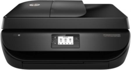 МФУ струйное цветное HP Deskjet Ink Advantage 4675, A4, ADF, 20/16 стр/мин, 64Мб, факс, USB, WiFi, Черный F1H97C