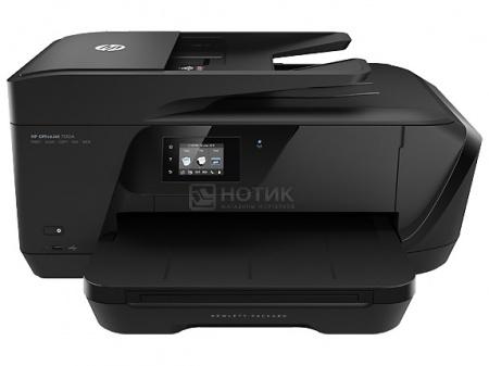 МФУ струйное цветное HP Officejet 7510, A3, ADF, 33/29 стр/мин, 256Мб, факс, USB, LAN, WiFi, Черный G3J47A