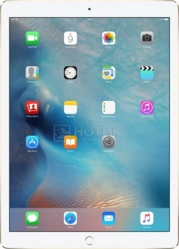 Планшет Apple iPad Pro 128Gb Wi-Fi + Cellular Gold (iOS 9/A9X 2260MHz/12.9