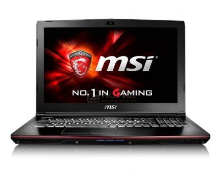 Ноутбук MSI GE62 6QC-078RU Apache (15.6 IPS (LED)/ Core i5 6300HQ 2300MHz/ 4096Mb/ HDD 1000Gb/ NVIDIA GeForce GTX 960M 2048Mb) MS Windows 10 Home (64-bit) [9S7-16J532-078] от Нотик