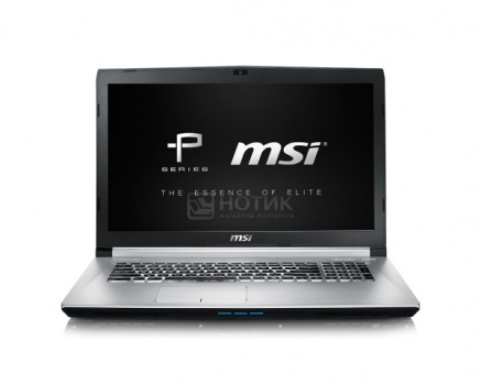 Ноутбук MSI PE70 6QE-062RU (17.3 LED/ Core i7 6700HQ 2600MHz/ 8192Mb/ HDD 1000Gb/ NVIDIA GeForce® GTX 960M 2048Mb) MS Windows 10 Home (64-bit) [9S7-179542-062]