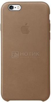 Чехол для iPhone 6s Plus Apple Leather Case Brown, Коричневый MKX92ZM/A от Нотик