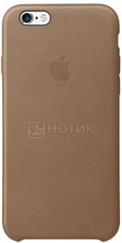 Чехол для iPhone 6s Plus Apple Leather Case Brown, Коричневый MKX92ZM/A от Нотик