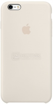 Чехол для iPhone 6/6s Plus Apple Silicone Case Antique White, Мраморно-белый MLD22ZM/A
