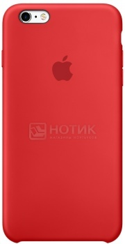 Чехол для iPhone 6s Apple Silicone Case Red, Красный MKY32ZM/A