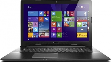 Ноутбук Lenovo IdeaPad G7035 (17.3 LED/ A6-Series A6-6310 1800MHz/ 4096Mb/ HDD 500Gb/ AMD Radeon R5 M330 1024Mb) MS Windows 10 Home (64-bit) [80Q5000TRK]