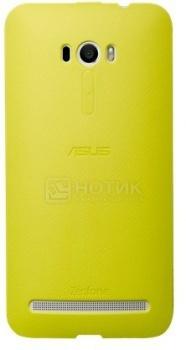 Чехол Asus Bumper Case PF-01 для ZenFone 2 ZE550KL/ZE551KL, Полиуретан, Желтый 90XB00RA-BSL310