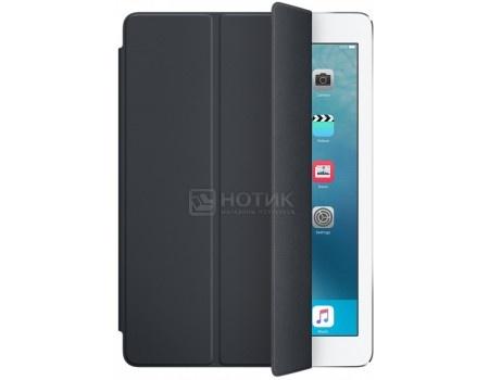 Чехол-обложка для iPad Pro Apple Smart Cover, Полиуретан, Темно-серый MK0L2ZM/A