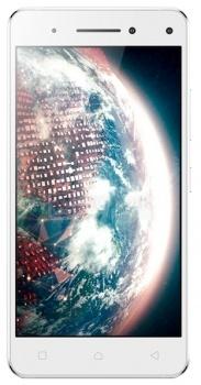 Смартфон Lenovo Vibe S1 Pearl White (Android 5.0/MT6752 1700MHz/5.0
