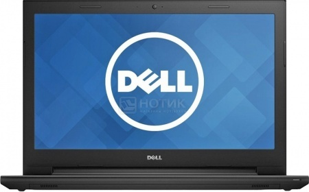 Ноутбук Dell Inspiron 3541 (15.6 LED/ A6-Series A6-6310 1800MHz/ 4096Mb/ HDD 500Gb/ AMD Radeon R4 series 512Mb) MS Windows 10 Home (64-bit) [3541-1387]