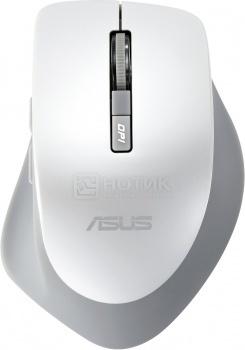 Мышь беспроводная Asus WT425, 1600dpi, Белый 90XB0280-BMU010