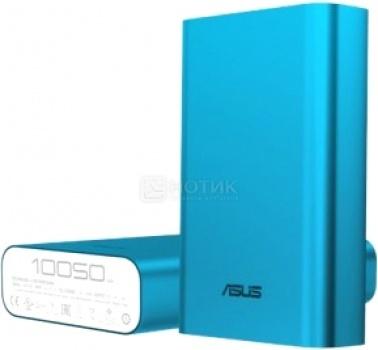 Фотография товара внешний аккумулятор Asus ZenPower ABTU005, 10050 мАч, Синий 90AC00P0-BBT029 (42543)