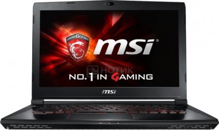 Ноутбук MSI GS40 6QE-020RU Phantom (14.0 IPS (LED)/ Core i7 6700HQ 2600MHz/ 8192Mb/ HDD 1000Gb/ NVIDIA GeForce GTX 970M 3072Mb) MS Windows 10 Home (64-bit) [9S7-14A112-020]