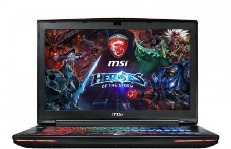 Ноутбук MSI GT72S 6QE-470RU Dominator Pro G Heroes (17.3 LED (с широкими углами обзора IPS - level)/ Core i7 6820HK 2700MHz/ 16384Mb/ HDD+SSD 1000Gb/ NVIDIA GeForce® GTX 980M 8192Mb) MS Windows 10 Home (64-bit) [9S7-178213-470]