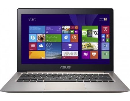 Ультрабук ASUS Zenbook UX303UB-R4096T (13.3 IPS (LED)/ Core i5 6200U 2300MHz/ 4096Mb/ HDD 1000Gb/ NVIDIA GeForce GT 940M 2048Mb) MS Windows 10 Home (64-bit) [90NB08U1-M01500]