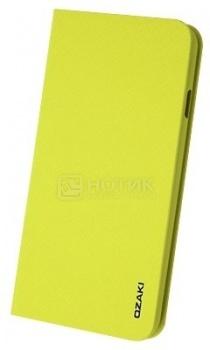 Чехол-накладка для iPhone 6 Ozaki O!coat 0.3+Folio, Пластик, Зеленый OC558WS от Нотик