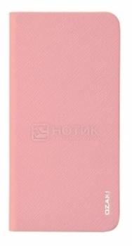 Чехол-накладка для iPhone 6 Plus Ozaki O!coat 0.4+Folio, Пластик, Розовый OC581PK от Нотик