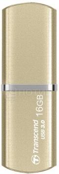 Фотография товара флешка Transcend 16Gb JetFlash 820 TS16GJF820G, USB 3.0 Золотистый (42660)
