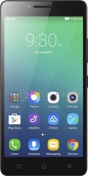 Смартфон Lenovo A6010 Black (Android 5.0/MSM8916 1200MHz/5.0