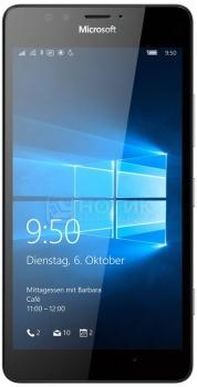 """Смартфон Nokia Lumia 950 DS Black (Windows Mobile 10/MSM8992 1800MHz/5.2"""" (2560х1440)/3072Mb/32"""