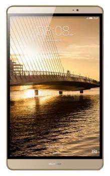 "Планшет Huawei MediaPad M2 8.0 LTE Premium (Android 5.1/Kirin 930 2000MHz/8.0"" 1920x1200/3072Mb/32Gb/4G LTE ) [M2-801L 32GB Gold] от Нотик"