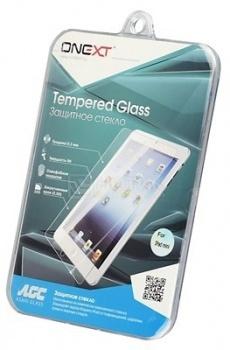 Фотография товара защитное стекло ONEXT для Apple iPad mini 4 40994 (42723)