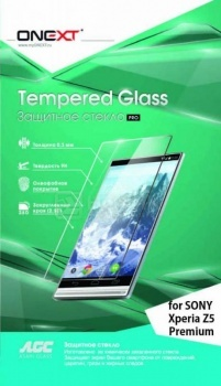 Защитное стекло ONEXT для Sony Xperia Z5 40985