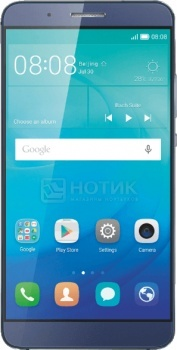 Смартфон Huawei ShotX Blue (Android 5.1/MSM8939 1500MHz/5.2