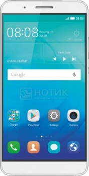 Смартфон Huawei ShotX White (Android 5.1/MSM8939 1500MHz/5.2