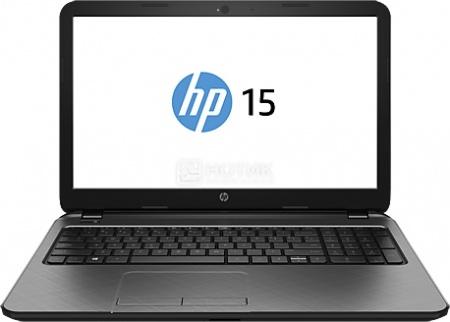 Ноутбук HP 15-ac124ur (15.6 LED/ Core i3 5005U 2000MHz/ 4096Mb/ HDD 500Gb/ Intel HD Graphics 5500 64Mb) MS Windows 10 Home (64-bit) [P0G25EA]HP<br>15.6 Intel Core i3 5005U 2000 МГц 4096 Мб DDR3-1600МГц HDD 500 Гб MS Windows 10 Home (64-bit), Серебристый<br>