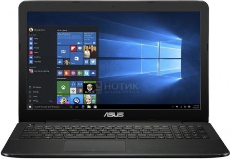 Ноутбук Asus X555YI (15.6 LED/ A4-Series A4-7210 1800MHz/ 4096Mb/ HDD 500Gb/ AMD Radeon R5 M320 1024Mb) MS Windows 8.1 (64-bit) [90NB09C8-M00740]Asus<br>15.6 AMD A4-Series A4-7210 1800 МГц 4096 Мб DDR3-1600МГц HDD 500 Гб MS Windows 8.1 (64-bit), Черный<br>