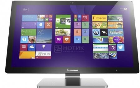 Моноблок Lenovo IdeaCentre A740 (27.0 IPS (LED)/ Core i7 5557U 3100MHz/ 8192Mb/ HDD+SSD 1000Gb/ NVIDIA GeForce GT 950A 2048Mb) MS Windows 10 Home (64-bit) [F0AM00APRK]Lenovo<br>27.0 Intel Core i7 5557U 3100 МГц 8192 Мб DDR3-1600МГц HDD+SSD 1000 Гб MS Windows 10 Home (64-bit), Серебристый<br><br>Сенсорный экран: да<br>Разрешение экрана: (2560х1440)<br>Размер экрана: 27<br>Тип: Моноблок<br>Установленная ОС: MS Windows 10 Home (64-bit)<br>Wi-Fi: да<br>Интерфейс USB 3.0: да<br>Интерфейс FireWire: нет<br>Интерфейс DVI: нет<br>Интерфейс HDMI: да<br>Кардридер: да<br>Тип оптического привода: None<br>Размер видеопамяти Мб: 2048<br>Видеопроцессор: NVIDIA GeForce GT 950A<br>Твердотельный диск (SSD): нет<br>Объем жесткого диска Гб: 1000<br>Тип памяти: DDR3<br>Размер оперативной памяти Гб: 8<br>Частота процессора МГц: 3100<br>Тип процессора: Intel Core i7