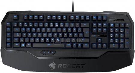 Клавиатура проводная ROCCAT Ryos MK Glow, Синий ROC-12-761-BE